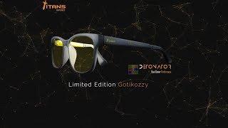 Tira Duvidas do Oculos Gamer Detonator com a Galera da Titans Sports