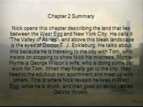 plot analysis of the play the great gatsby The great gatsby by f scott fitzgerald - chapter 4, the great gatsby summary and analysis.