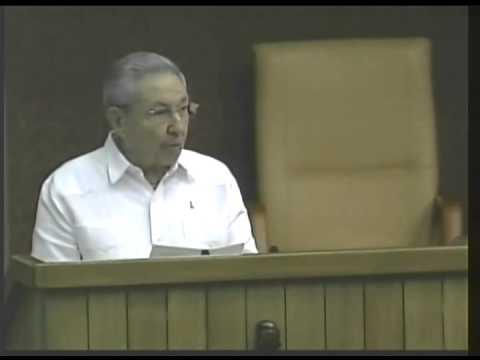 Raúl Castro: Cuba es un estado soberano que en libre referendo decidió su rumbo socialista
