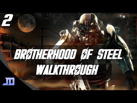 Fallout 4 - Brotherhood Of Steel Walkthrough / Guide - Part 2