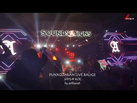 PUNXGOARAN - SAYUR KOL Live Balige
