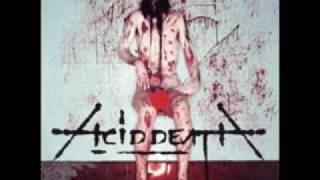 Watch Acid Death Sense Of Annihilation video