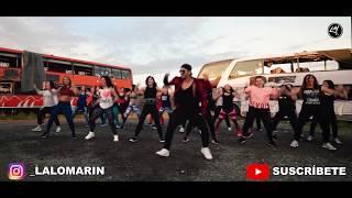 Dura Remix Daddy Yankee Ft Bad Bunny Natti Natasha Becky G Coreografia Zumba Lalo Marin