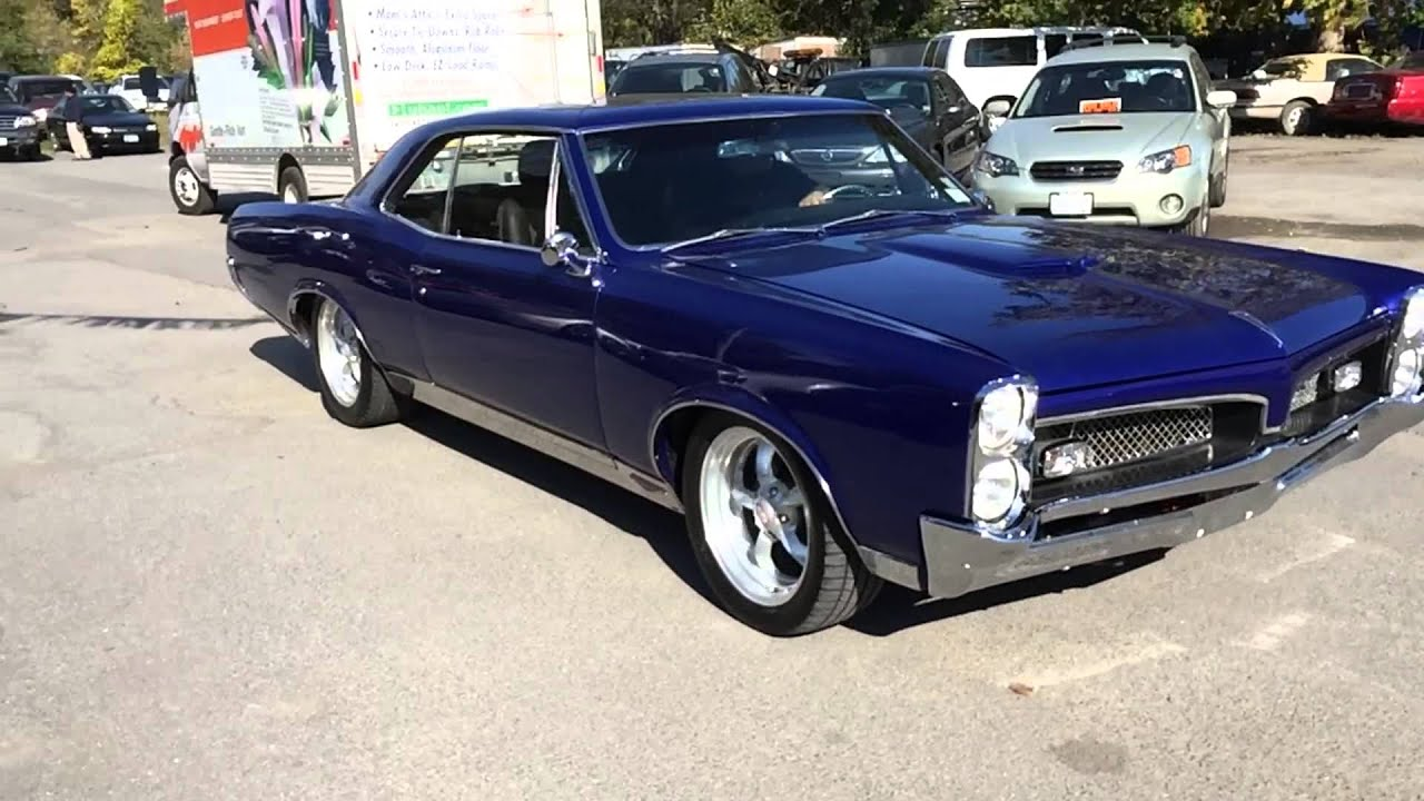 Muscle Car Tv Show