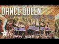 Dance Queen bring a fairy tale to life and win the GOLDEN BUZZER│Supertalent 2018│Auditions