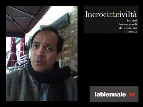 Vikram Seth - Incroci di Civiltà - Part 1 - 2010