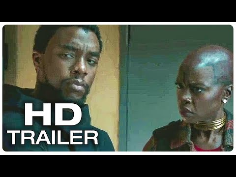 BLACK PANTHER Movie Clip Don't Touch My King + Trailer NEW (2018) Marvel Superhero Movie Trailer HD