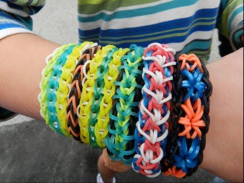 Круглый станок для плетения браслетов из резиночек