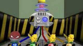 Pokemon Stadium Minigame TAS