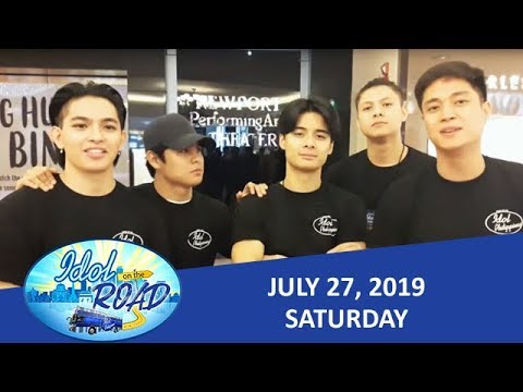 Idol on the Road Live Updates: Fans Root for Their Favorite Idol | July 27, 2019