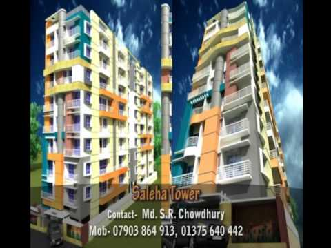 Saleha Tower `Furuk's advert`