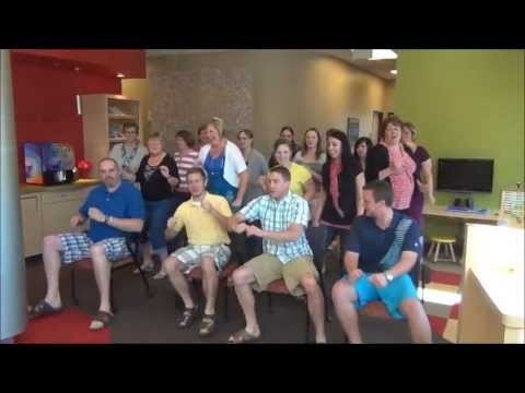 Cupid Shuffle-dance Party Friday- Best Advantage Credit Union video