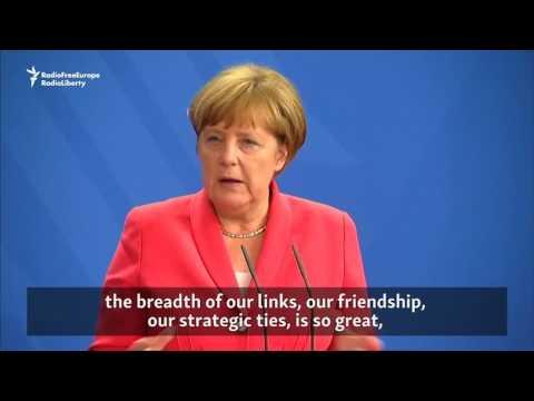 Merkel Praises Turkish Ties After Armenian Genocide Vote
