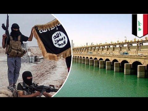 ISIS fighters use water as weapon, shut down Iraq's Ramadi dam - TomoNews