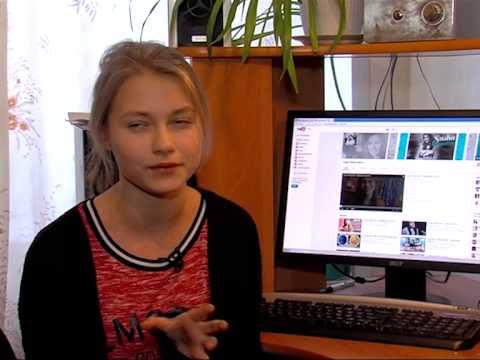 Школьница из Первомайского района стала звездой социальных сетей