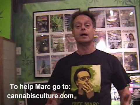 Marc Emery's Marching Orders - Goodbye for now... Video