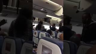 Two Nigerian Women Fight Over $4000 LV Bag On Delta Flight