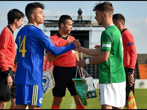 HIGHLIGHTS: Ireland U19 3-1 Bosnia & Herzegovina
