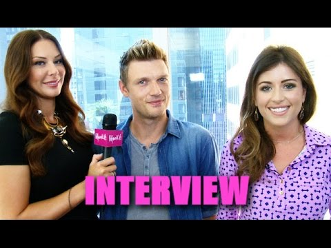 Nick Carter Plays Backstreet Boys Vs 'N Sync Quiz Game