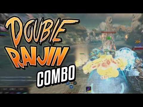 Smite: The Double Raijin Ult Combo - WHY HAVE ONE BROKEN GOD WHEN YOU CAN HAVE TWO?