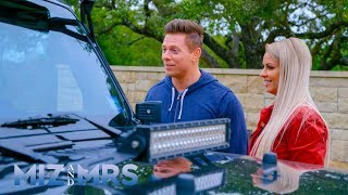 Maryse comes up with a great plan to win over their neighbors: Miz & Mrs. Preview Clip, Apr. 9, 2019