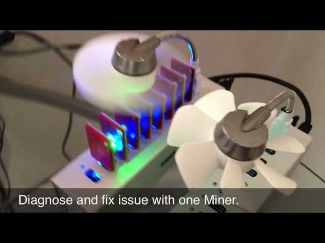 ASICMiner USB Block Erupter Unboxing