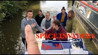 SPACE INVADERS!  Ep. 26