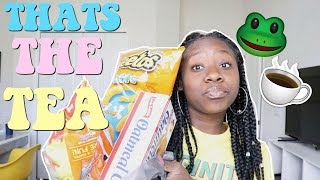 JUNK FOOD MUKBANG  ( thats the tea sis )