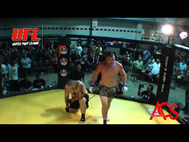 ACSLIVE.TV Presents United Fight League Travis Pettingale vs AJ Huron