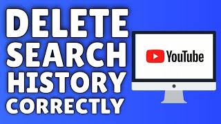 How To Delete YouTube Search History