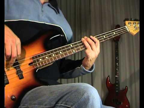 Dolly Parton - 9 To 5 - Bass Cover