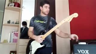 Fender The Edge Stratocaster (Artist Series The Edge U2) sound test