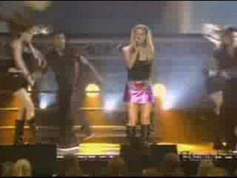 Jessica Simpson - I Think I'm in Love with You live Music Mania 2000