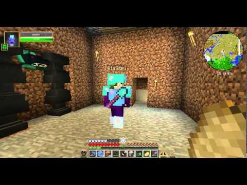 Minecraft Hexxit Multiplayer - Bölüm 45 Yeni Kalemiz