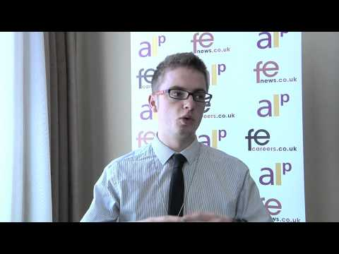 Shane Chowen NUS VP Further Education, what the spending cuts mean to students CSR.mov