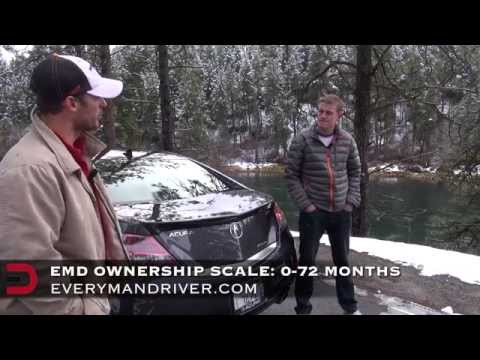 2013 Acura TL SH-AWD Review on Everyman Driver