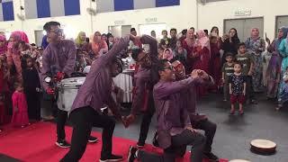 Download Lagu Amalina versi kompang. Kasi tengok! Gratis STAFABAND