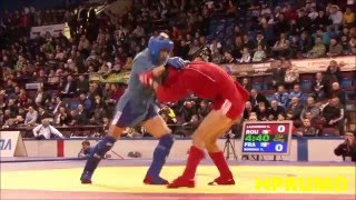 Sambo Mix (This is Sambo / The Russian Martial Art) 1 of 2 (in HD)