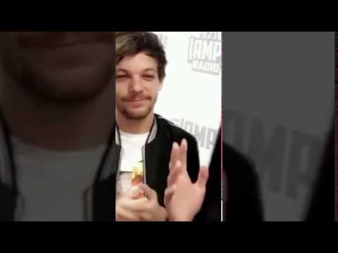 Louis Talking About His Butt Tattoo