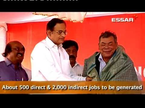 Aegis Launches Delivery Centre In Sivaganga, Tamil Nadu video