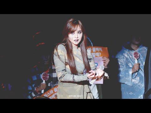 [4K] 181028 할로윈 팬미팅 BDZ(Korean Ver.) 트와이스 미나 직캠  ONCE HALLOWEEN Twice Mina Fancam