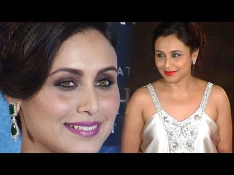 Happy Birthday Rani Mukerji video