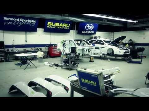 Launch Control: Subaru Rally and Rallycross Teams prepare for 2013 - Episode 01