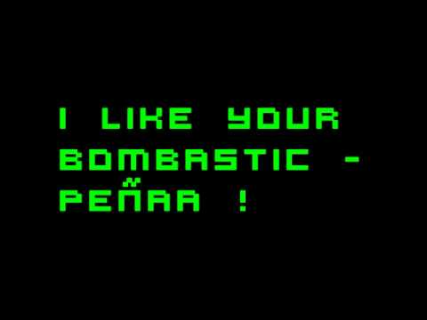 I Like Your Bombastic - Jessy Matador Ft. Peñaa ! video