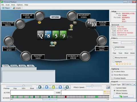 ВОД: Покер старс, MTT $4.4, приз $3K гарантировано.