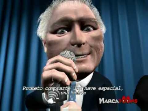 Canción De Ramón Calderón a Cristiano Ronaldo