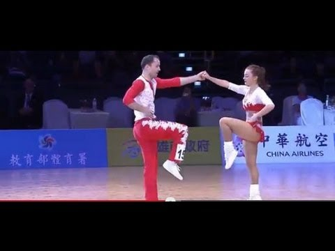 World Dance Sport Games 2013 - Rock'n'roll Final video