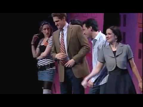 Another Saturday Night In New York-I Love You Because, Original Off-Broadway Production