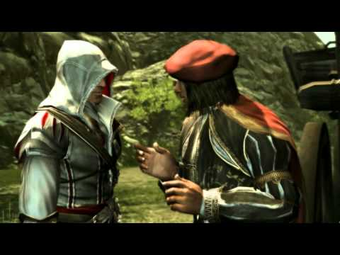 Assassins Creed 2 - Ezio Auditore - Story Trailer