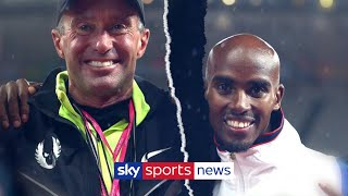 Explaining the relationship between Mo Farah and Alberto Salazar | The Background 🏃‍♂️